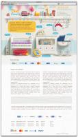 """Интерне-магазин """"BestParents"""". Детская одежда и аксессуары для новорожденных. CMS Bitrix."""