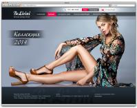 """Интернет-магазин на OpenCart - Женская одежда оптом """"Belirini"""""""