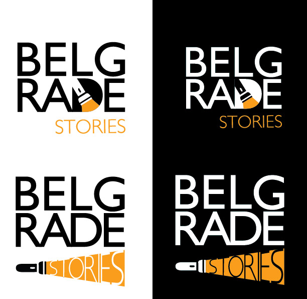 Логотип для агентства городских туров в Белграде фото f_230589cee23e5668.jpg