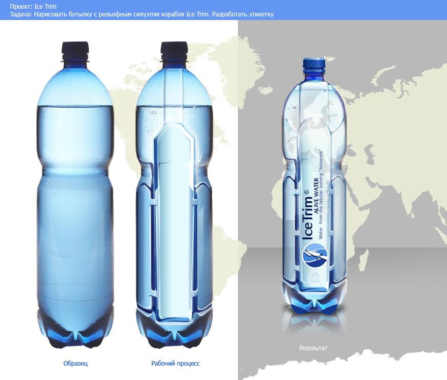 Ice Trim  -  Вода
