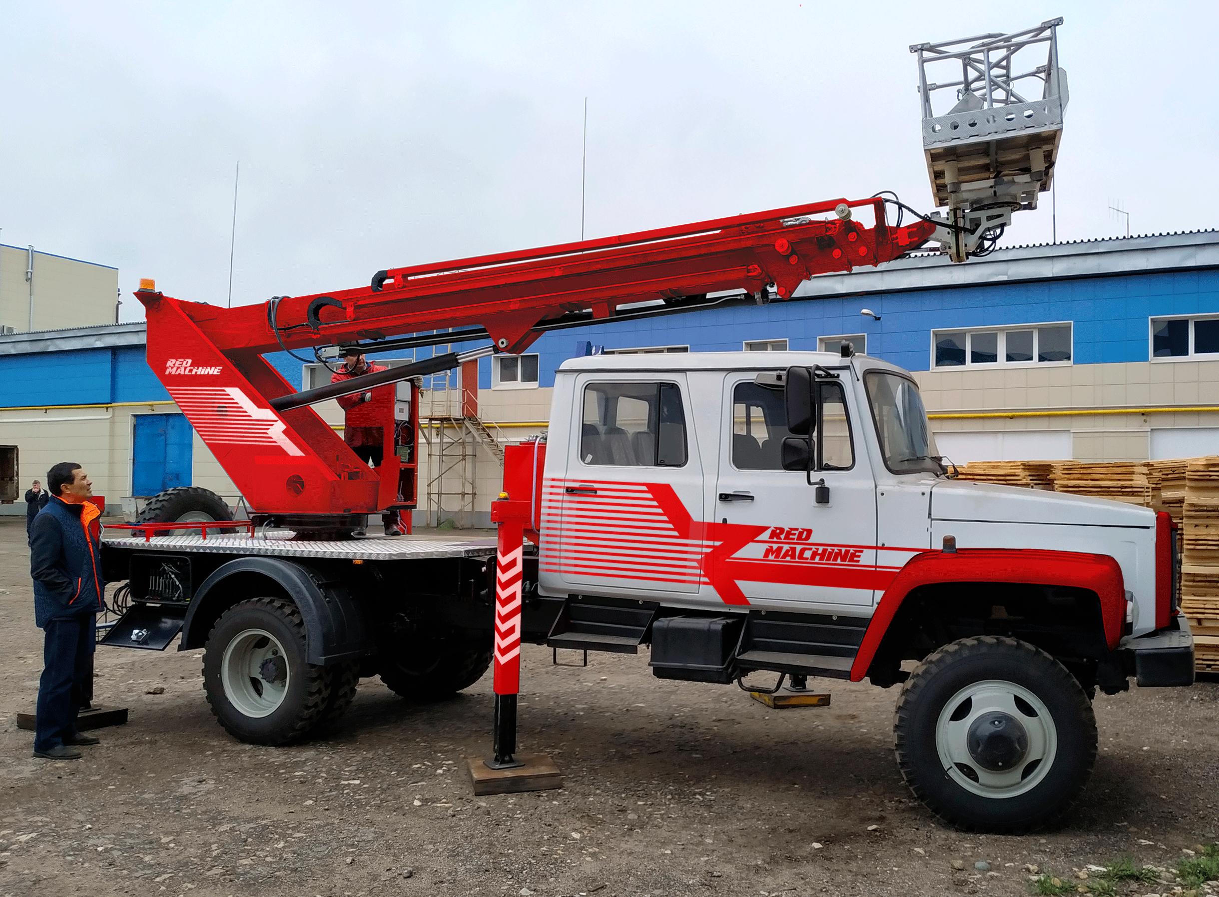 Оформление автогидроподъёмника,  бренд - RED MACHINE фото f_5795e16684a77cd2.png