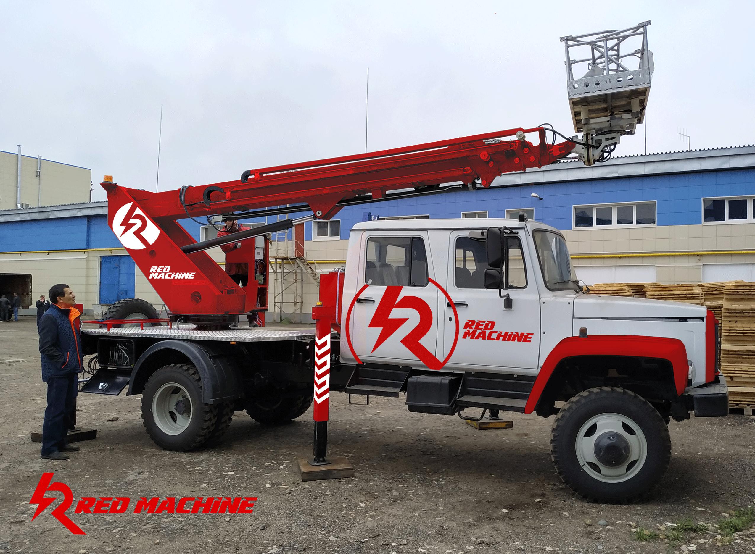 Оформление автогидроподъёмника,  бренд - RED MACHINE фото f_7005e14dc2170c05.png