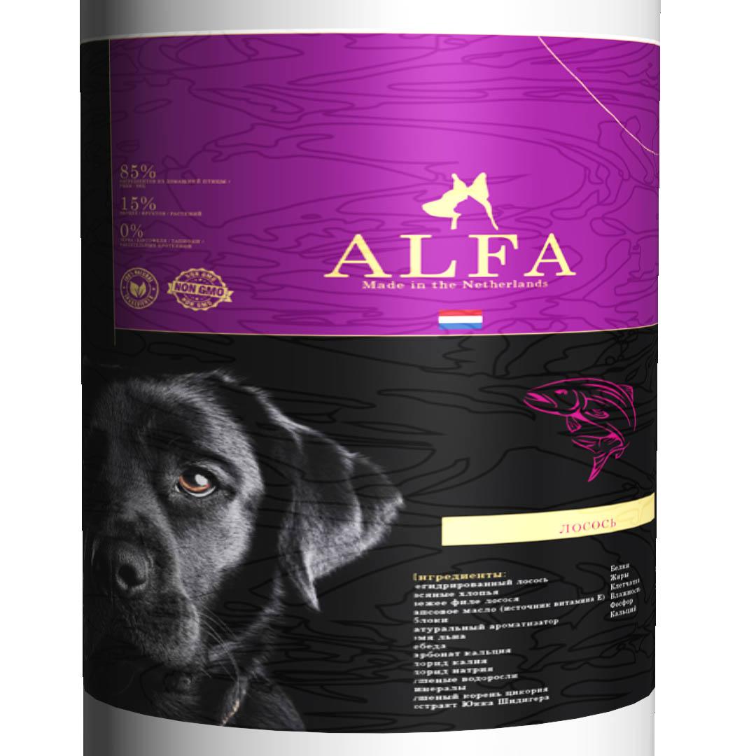 Создание дизайна упаковки для кормов для животных. фото f_1785ae399d4151da.jpg