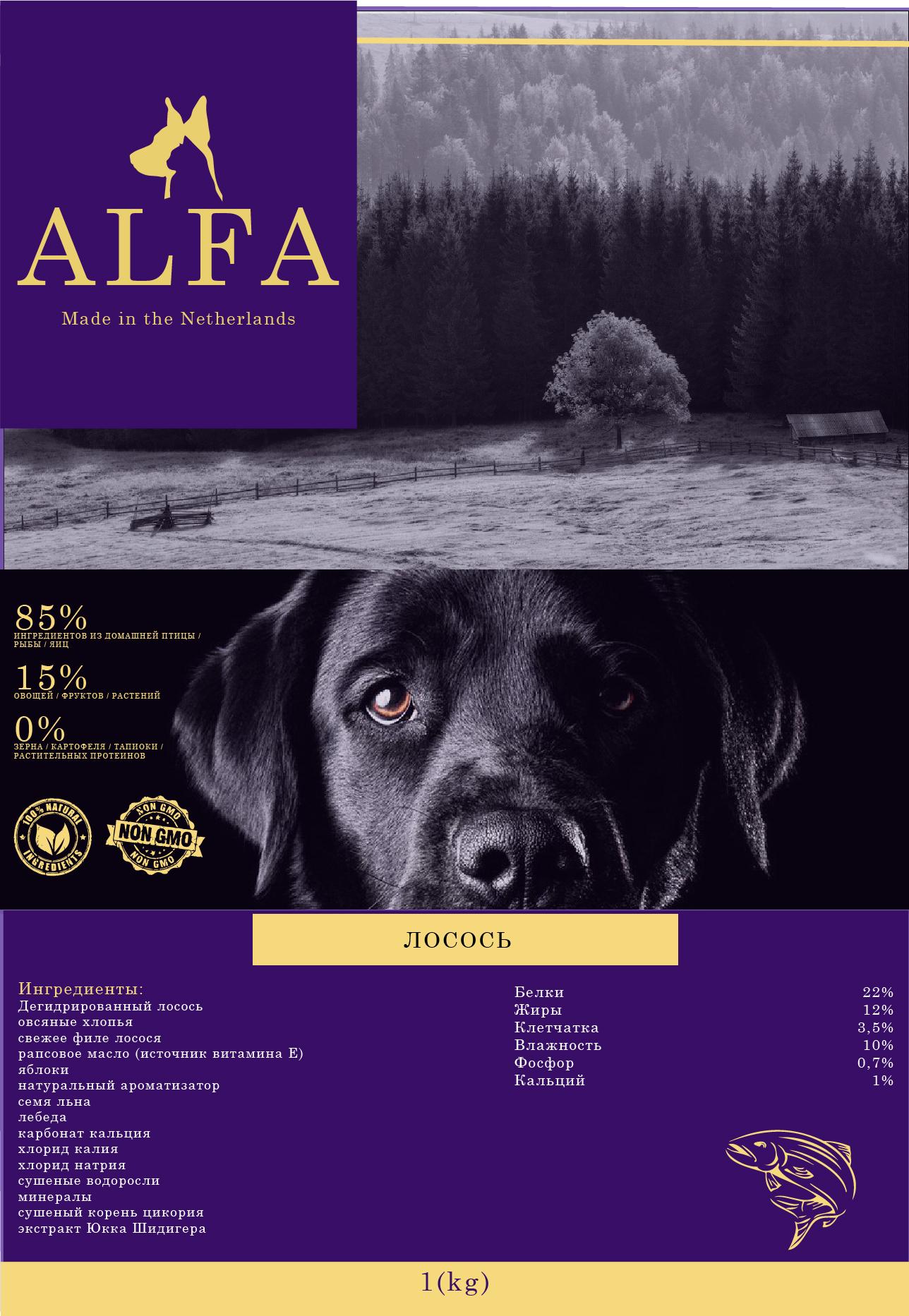 Создание дизайна упаковки для кормов для животных. фото f_8135ae39a172225e.jpg