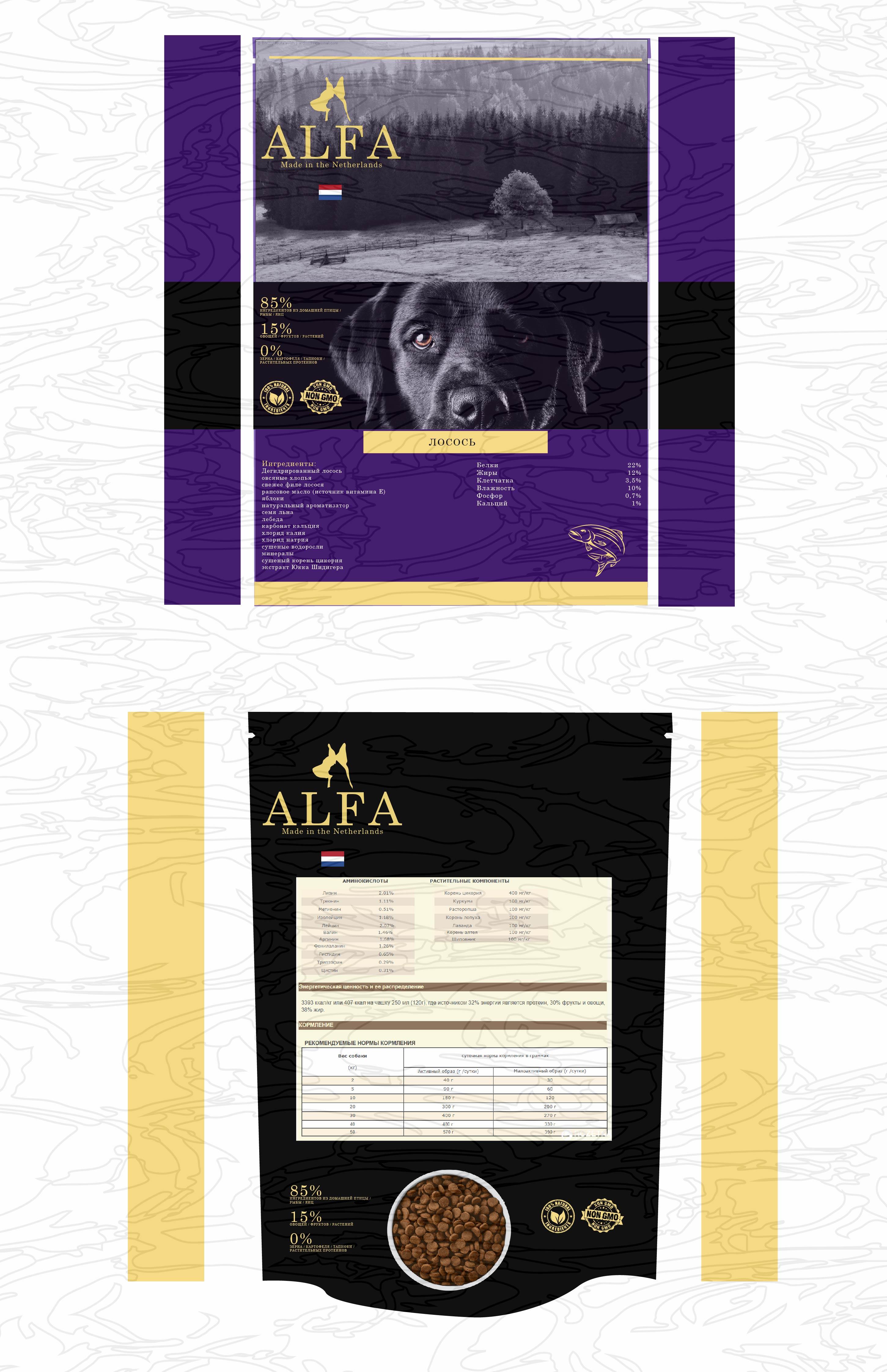 Создание дизайна упаковки для кормов для животных. фото f_8795ae39a7211e37.jpg