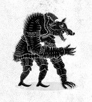 Creatures from Russian myths and fairy tales
