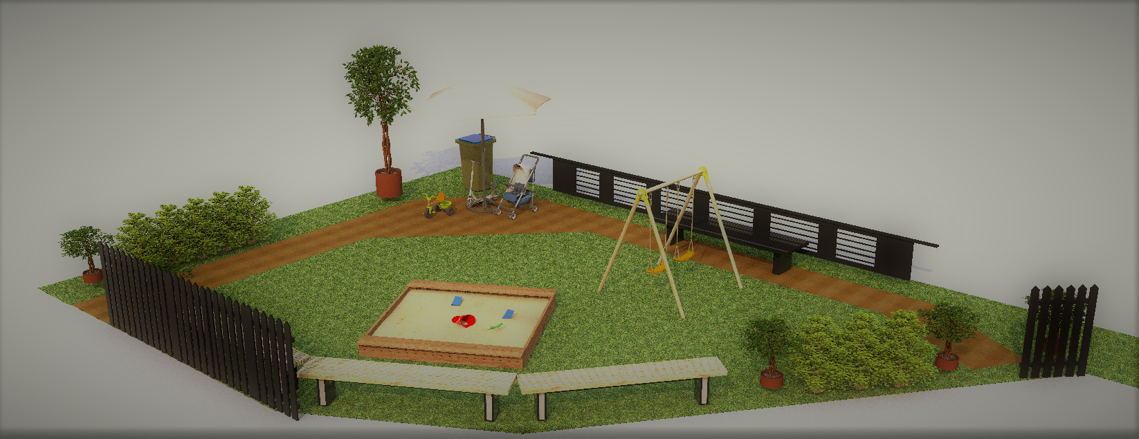 Эскизный проект и визуализация общественного пространства. фото f_4915acf8cbd60590.png