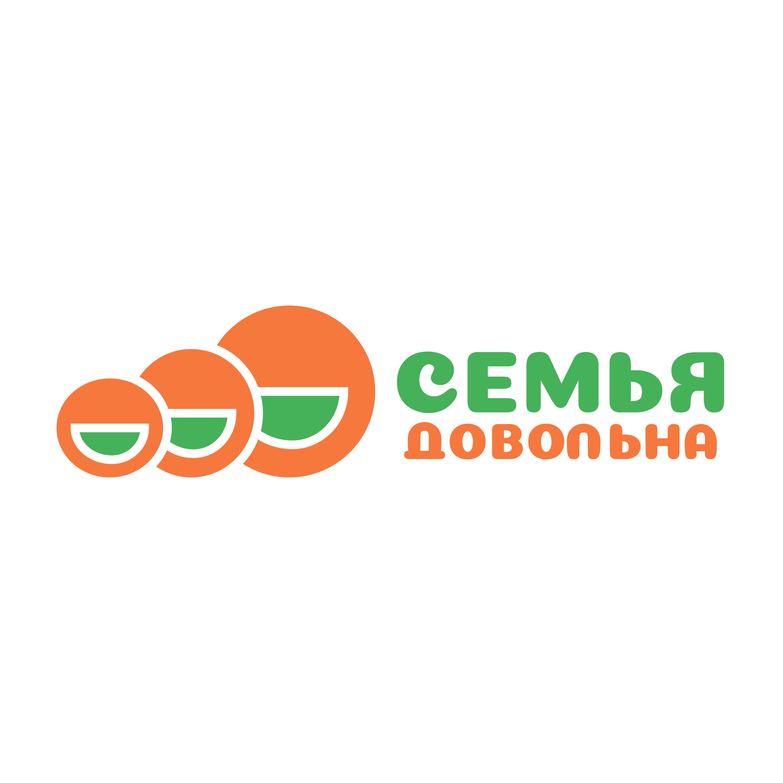 """Разработайте логотип для торговой марки """"Семья довольна"""" фото f_4055b9e368eaf4bb.png"""