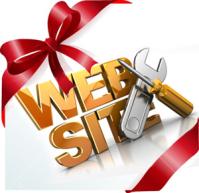 Лендинг пейдж для веб-студии