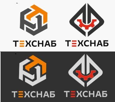 Разработка логотипа и фирм. стиля компании  ТЕХСНАБ фото f_7045b1bd4c8d4fb8.jpg