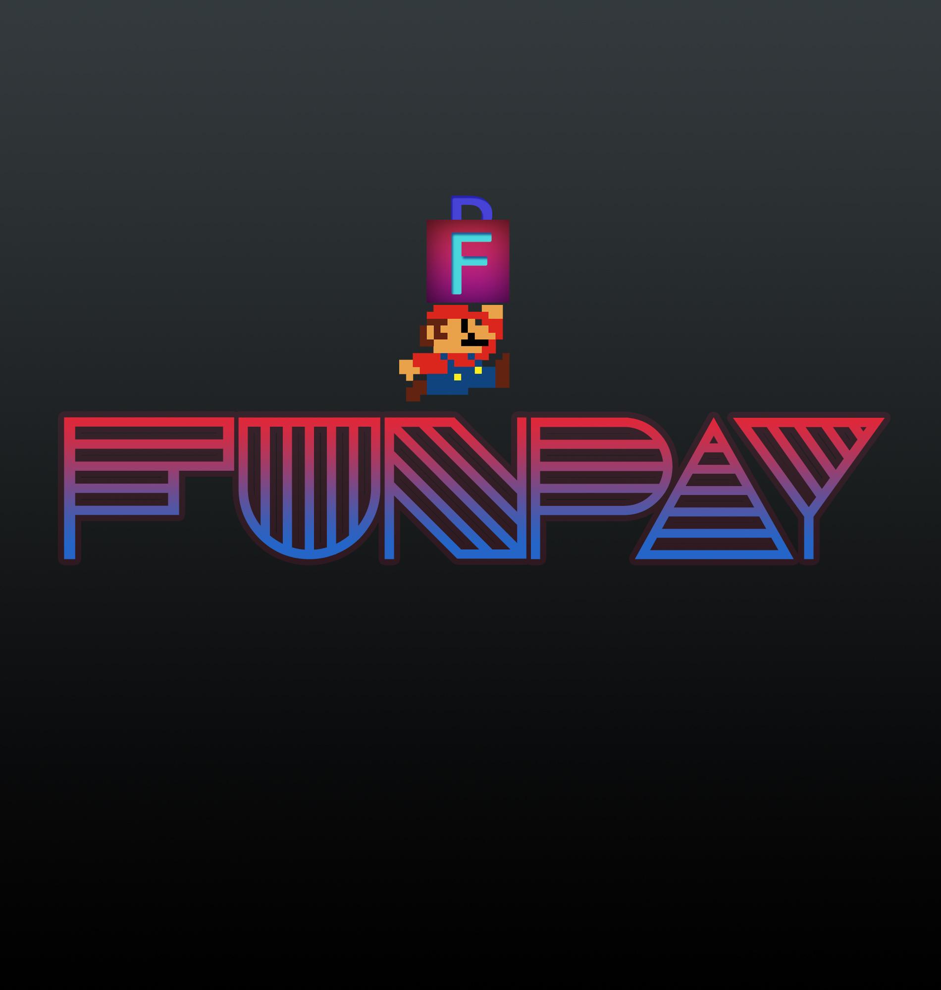 Логотип для FunPay.ru фото f_4485991a8b9f2724.jpg