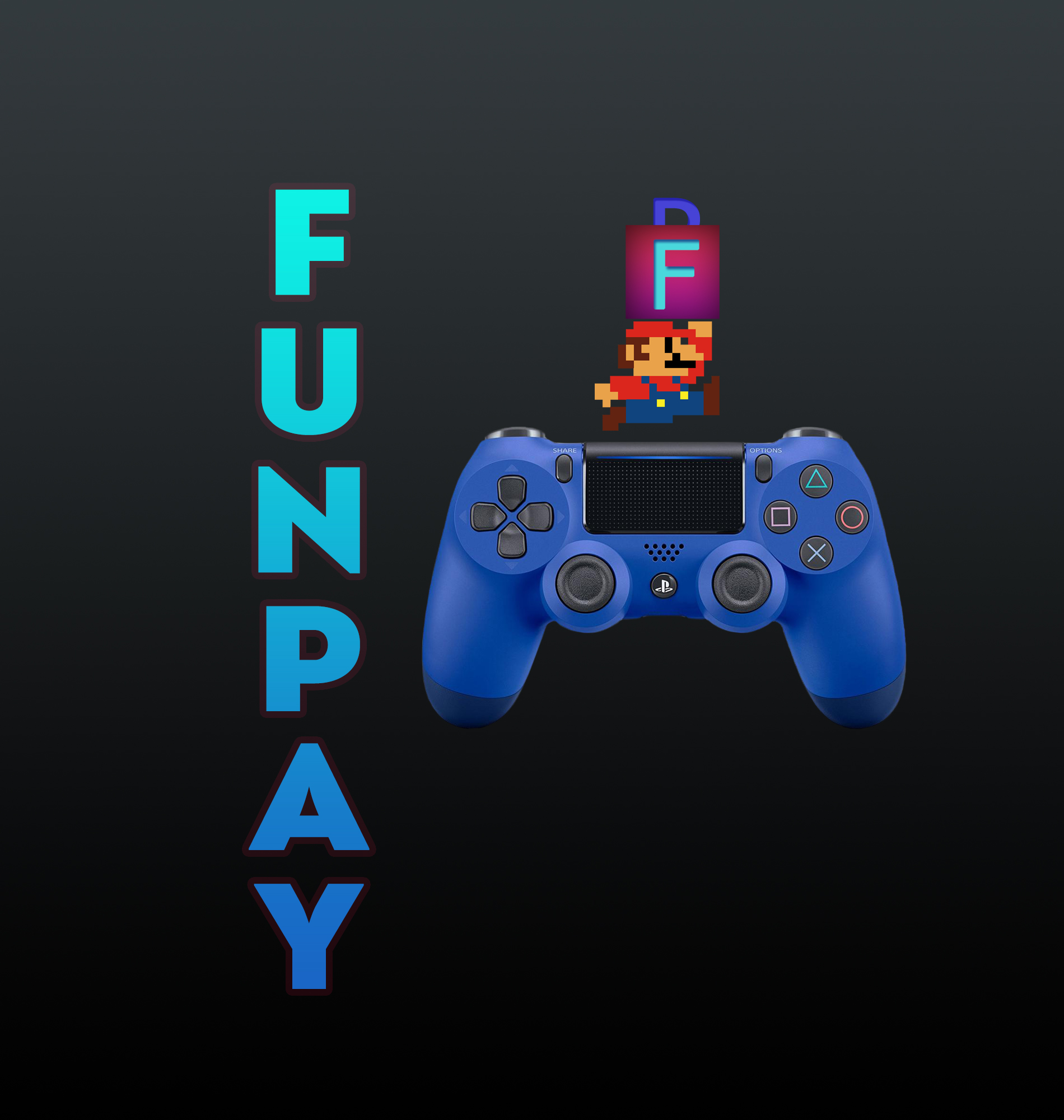 Логотип для FunPay.ru фото f_8895991ae2b389df.jpg