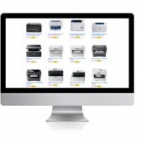 Качественное ручное заполнения сайта принтерами