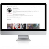 Качественное ручное заполнения каталога (художники)