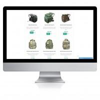 Качественное ручное заполнения сайта о туризме товарами