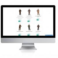 Качественное ручное заполнения сайта одеждой