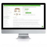 Качественное ручное заполнения сайта товарами (товары для тела, здоровое питание,товары о красоте)