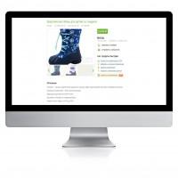 Качественное ручное размещения объявления о продаже европейская обуви для детей.