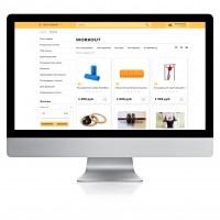 Качественное ручное заполнения сайта спортивными товарами