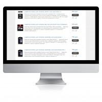 Качественное ручное заполнения сайта защитными пленками для телефонов