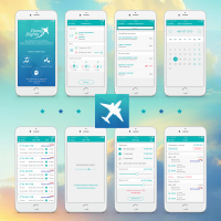 "App ""Cheaps flights"""