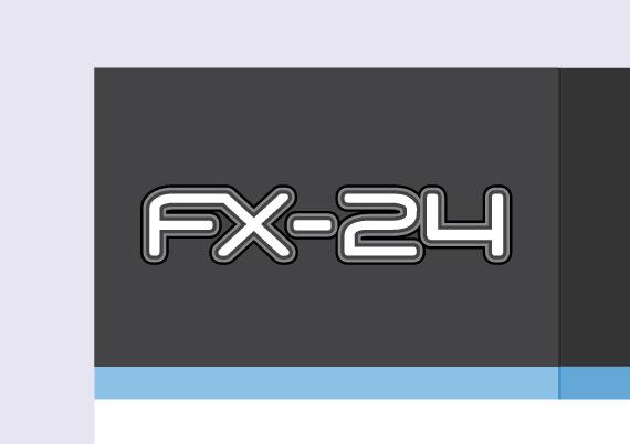Разработка логотипа компании FX-24 фото f_13350ddf1054fa10.jpg