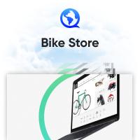 Дизайн интернет магазина по продаже велосипедов