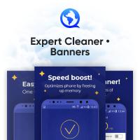 Баннеры и превью для презентации App в Google Play