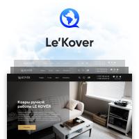 Стильный дизайн сайта по продаже ковров ручной работы