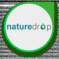 "Логотип для БАД  ""nature drop"""