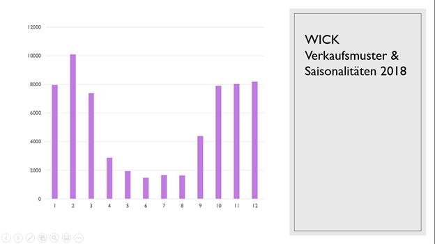 Исследование рынка Wick Bon-Analyse