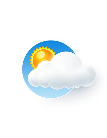 Погода. Тизер для раздела на сайте
