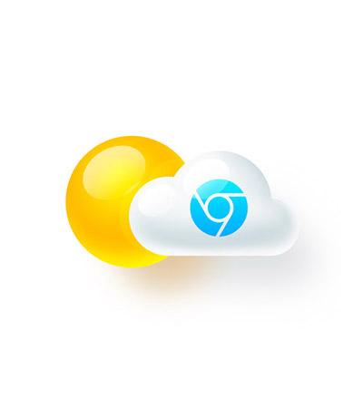 Погода в Хроме. Тизер погодного приложения для браузера