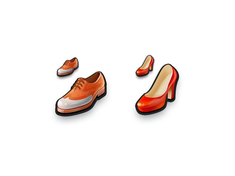 Иконки для игрового проекта