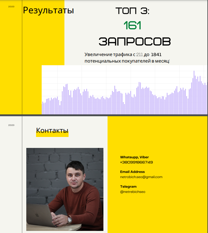 Продвижение сайта steklenie-triumph.ru