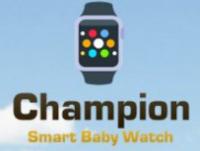 """Детские смарт-часы """"Champion"""""""