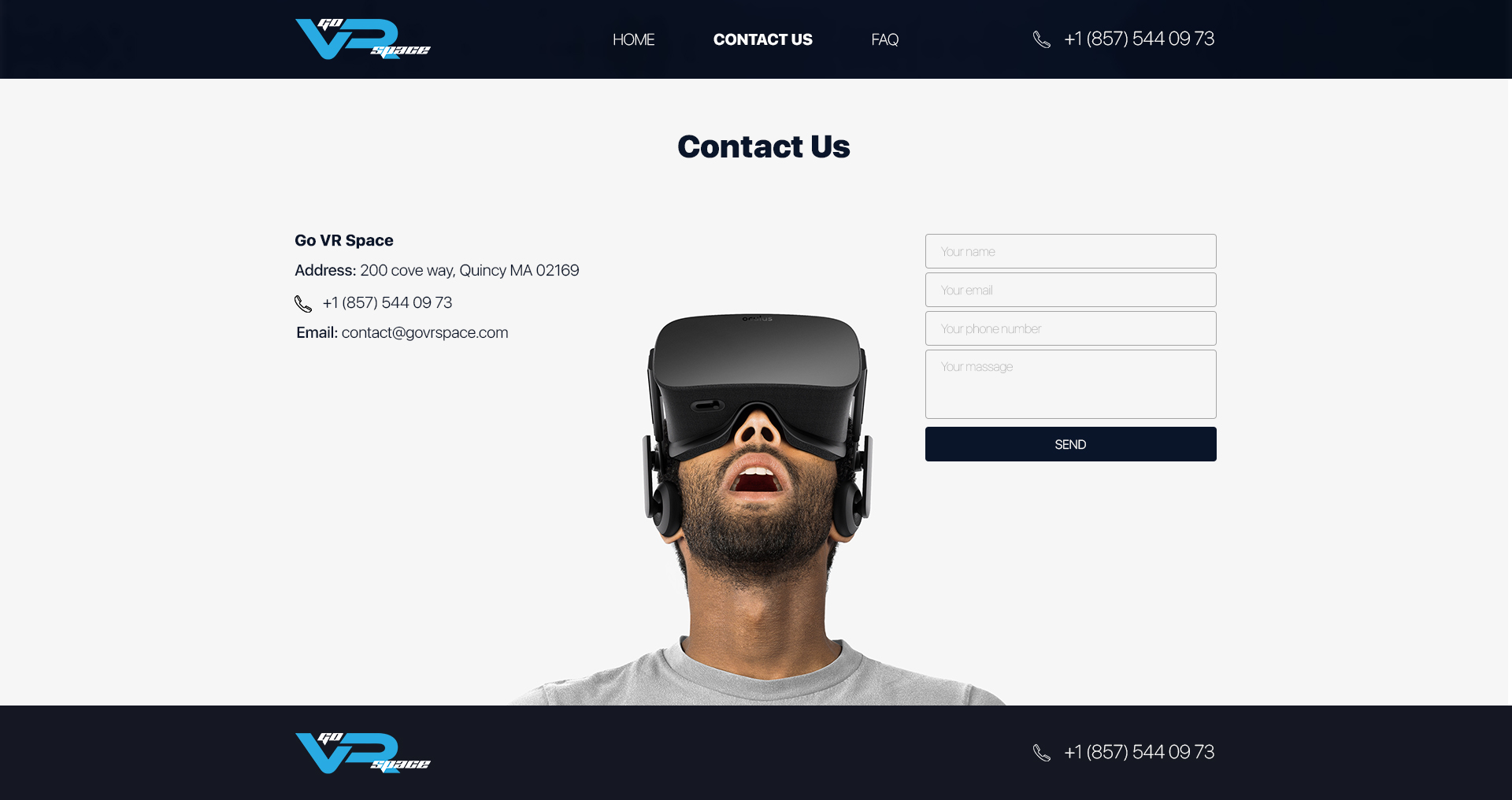 Go VR Space