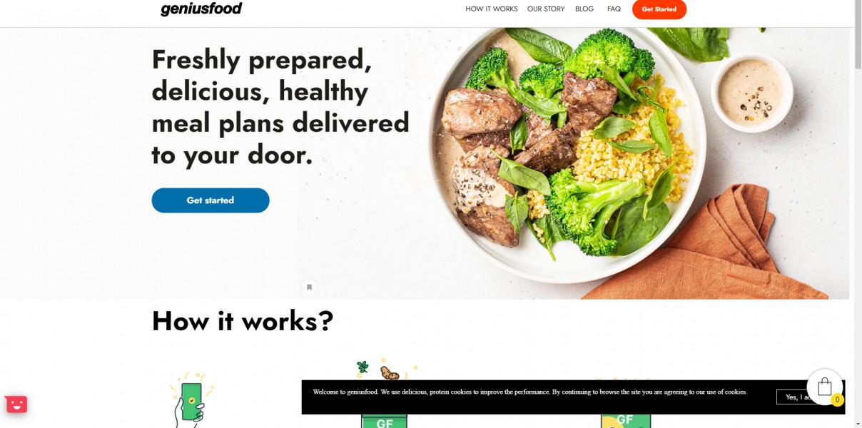 Здоровое питание Гугл БУРЖ