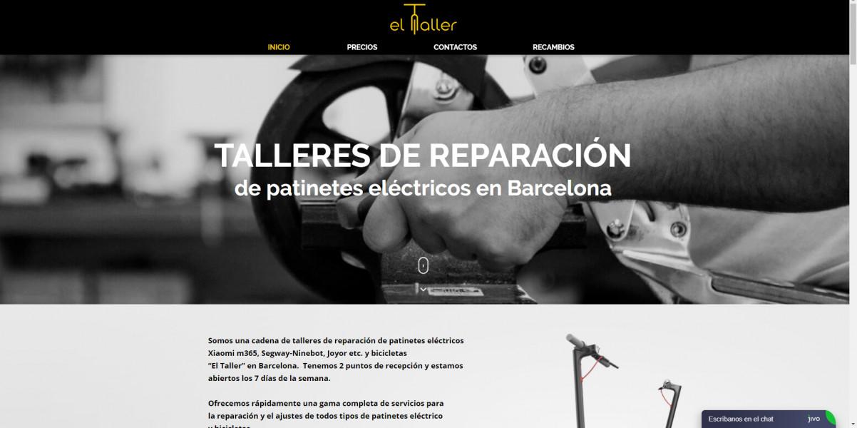 Ремонт самокатов в Барселоне