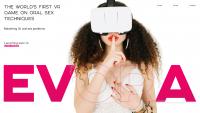 Первая VR игра для взрослых