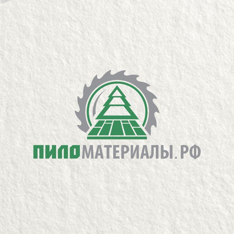 """Создание логотипа и фирменного стиля """"Пиломатериалы.РФ"""" фото f_74752f2fea6d67d0.jpg"""