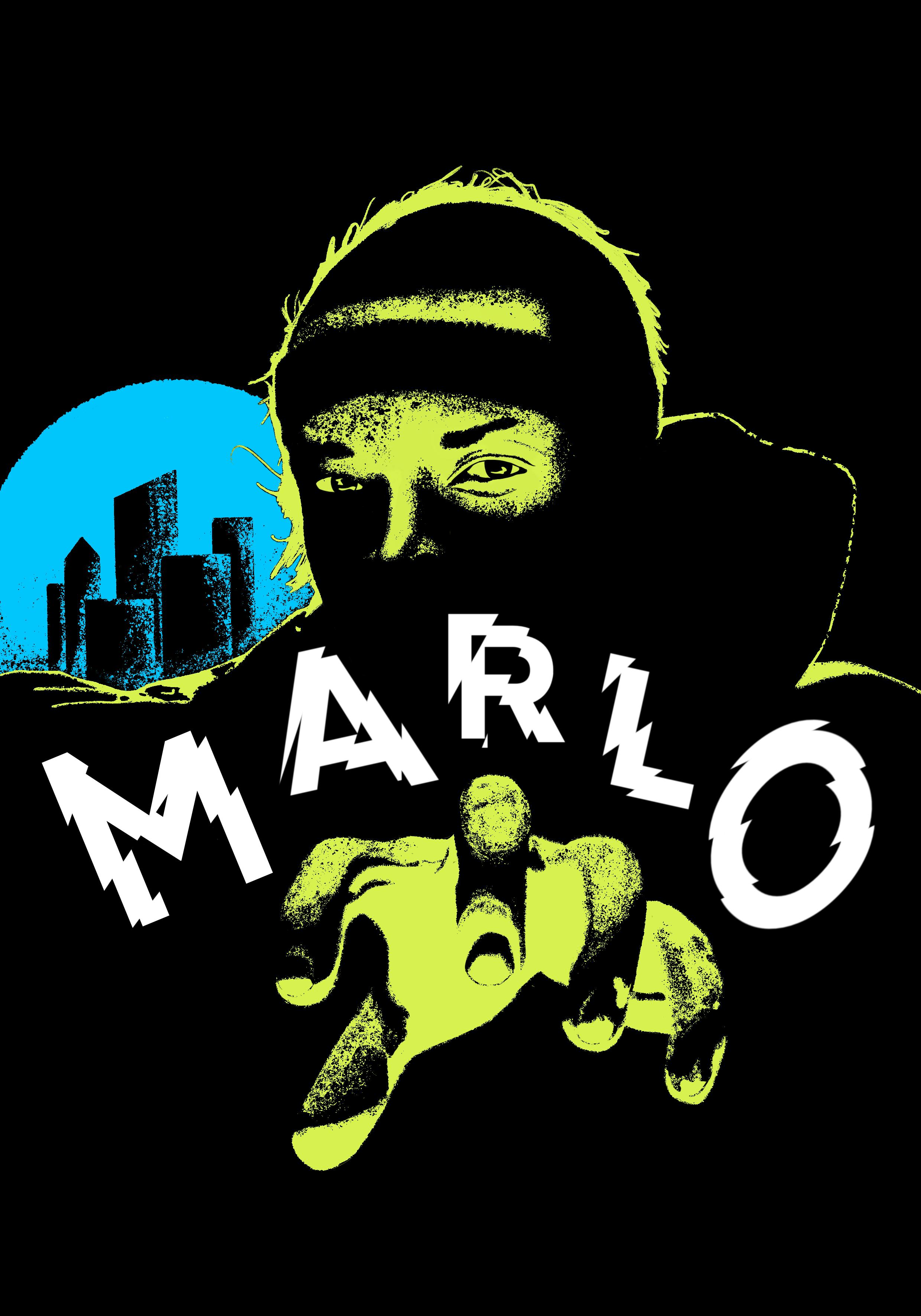 (плакат) марло