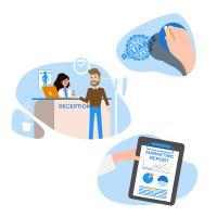 Иллюстрации для сайта по медицине
