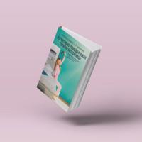 """Верстка и создание обложки для книги """"Терапия сна"""""""
