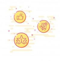 Иконки для разделов сайта