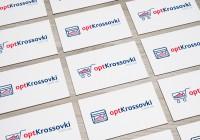 Разработка логотипа для интернет-магазина optkrossovki.com.ua