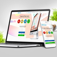 Сайт под ключ FlexIcon.pics - Продажа инфографики, иконок