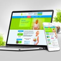 Сайт под ключ: Healthderm - центр эстетической медичины