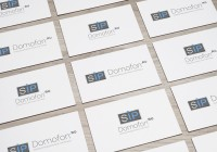 Разработка логотипа для компании SIP Domofon