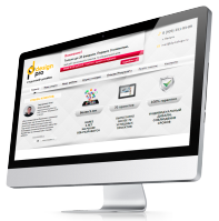 """Вёрстка и программирование сайт Студии веб-дизайна """"Designer Pro"""""""